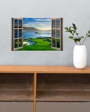 Golf poster 27 D4  17x11 Poster poster-landscape-17x11-lifestyle-24
