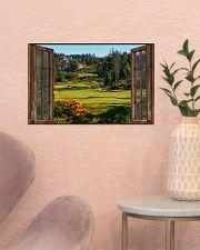 Golf poster 31 D4  17x11 Poster poster-landscape-17x11-lifestyle-22