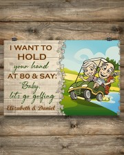 Golf Poster 9 D2 17x11 Poster aos-poster-landscape-17x11-lifestyle-14