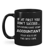 Accountant Mug 8 Mug back