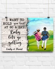 Golf Poster 10 D3 17x11 Poster aos-poster-landscape-17x11-lifestyle-17
