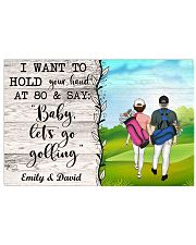Golf Poster 10 D3 17x11 Poster front