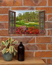 Golf Poster 1 D3 17x11 Poster poster-landscape-17x11-lifestyle-23