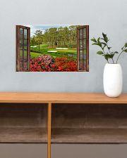 Golf Poster 1 D3 17x11 Poster poster-landscape-17x11-lifestyle-24
