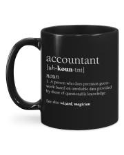 Accountant Mug 1 Mug back