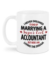 Accountant Mug 18 Mug back