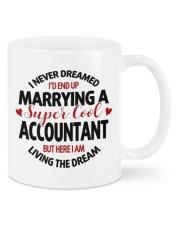 Accountant Mug 18 Mug front