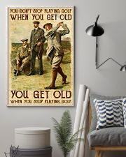 Golf poster 13 D2 11x17 Poster lifestyle-poster-1