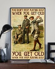 Golf poster 13 D2 11x17 Poster lifestyle-poster-2