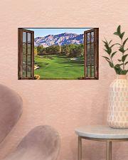 Golf Poster 3 D3 17x11 Poster poster-landscape-17x11-lifestyle-22