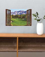 Golf Poster 3 D3 17x11 Poster poster-landscape-17x11-lifestyle-24