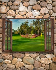Golf poster 25 D4  17x11 Poster aos-poster-landscape-17x11-lifestyle-15