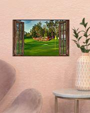 Golf poster 25 D4  17x11 Poster poster-landscape-17x11-lifestyle-22