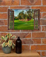 Golf poster 25 D4  17x11 Poster poster-landscape-17x11-lifestyle-23