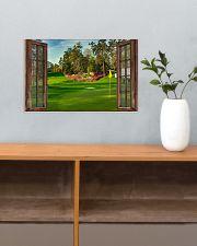 Golf poster 25 D4  17x11 Poster poster-landscape-17x11-lifestyle-24