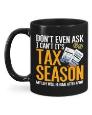 Accountant Mug 3 Mug back