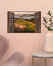 Golf poster 33 D4  17x11 Poster poster-landscape-17x11-lifestyle-22