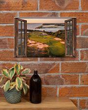 Golf poster 33 D4  17x11 Poster poster-landscape-17x11-lifestyle-23