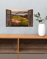 Golf poster 33 D4  17x11 Poster poster-landscape-17x11-lifestyle-24