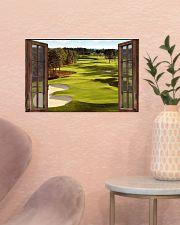 Golf poster 5 D3 17x11 Poster poster-landscape-17x11-lifestyle-22
