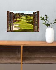 Golf poster 5 D3 17x11 Poster poster-landscape-17x11-lifestyle-24