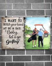 Golf poster 34 D4 17x11 Poster aos-poster-landscape-17x11-lifestyle-18