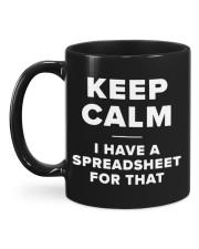 Accountant Mug 12 Mug back