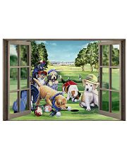 Golf poster 17 D3 17x11 Poster front