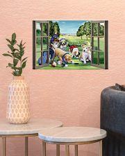 Golf poster 17 D3 17x11 Poster poster-landscape-17x11-lifestyle-21