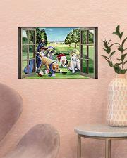 Golf poster 17 D3 17x11 Poster poster-landscape-17x11-lifestyle-22