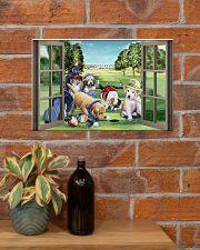 Golf poster 17 D3 17x11 Poster poster-landscape-17x11-lifestyle-23