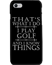 Golf PC 11 Phone Case i-phone-8-case