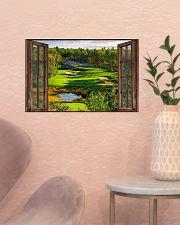 Golf poster 24 D4 17x11 Poster poster-landscape-17x11-lifestyle-22