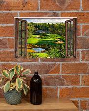Golf poster 24 D4 17x11 Poster poster-landscape-17x11-lifestyle-23