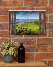 Golf poster 32 D4 17x11 Poster poster-landscape-17x11-lifestyle-23