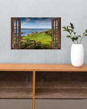 Golf poster 32 D4 17x11 Poster poster-landscape-17x11-lifestyle-24