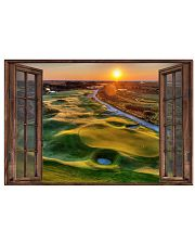 Golf poster 8 D3 17x11 Poster front