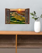 Golf poster 8 D3 17x11 Poster poster-landscape-17x11-lifestyle-24