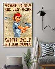 Golf poster 39 D2 11x17 Poster lifestyle-poster-1