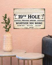 Golf poster 16 D4 17x11 Poster poster-landscape-17x11-lifestyle-21
