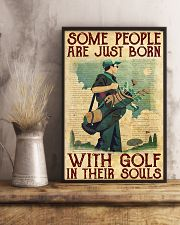 Golf poster 14 D2 11x17 Poster lifestyle-poster-3