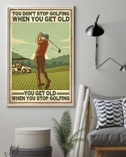 Golf poster 37 D4 11x17 Poster lifestyle-poster-1