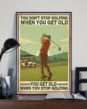 Golf poster 37 D4 11x17 Poster lifestyle-poster-2