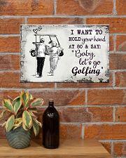 Golf poster 35 D4 17x11 Poster poster-landscape-17x11-lifestyle-23
