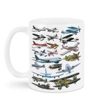 Pilot Mug 3 Mug back