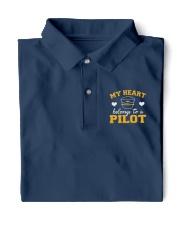 Pilot polo 8 Classic Polo front