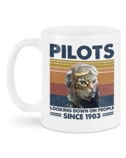 Pilot Mug 27 Mug back