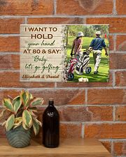 Golf poster 11 D2 17x11 Poster poster-landscape-17x11-lifestyle-23