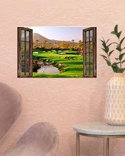 Golf Poster 2 D3 17x11 Poster poster-landscape-17x11-lifestyle-22