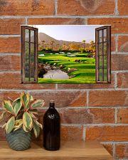 Golf Poster 2 D3 17x11 Poster poster-landscape-17x11-lifestyle-23